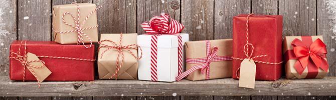 gaver til ansatte
