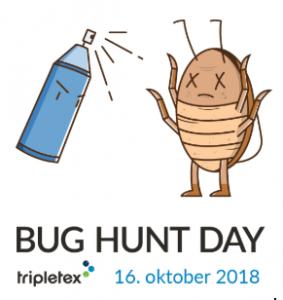 big hunt day i Tripletex