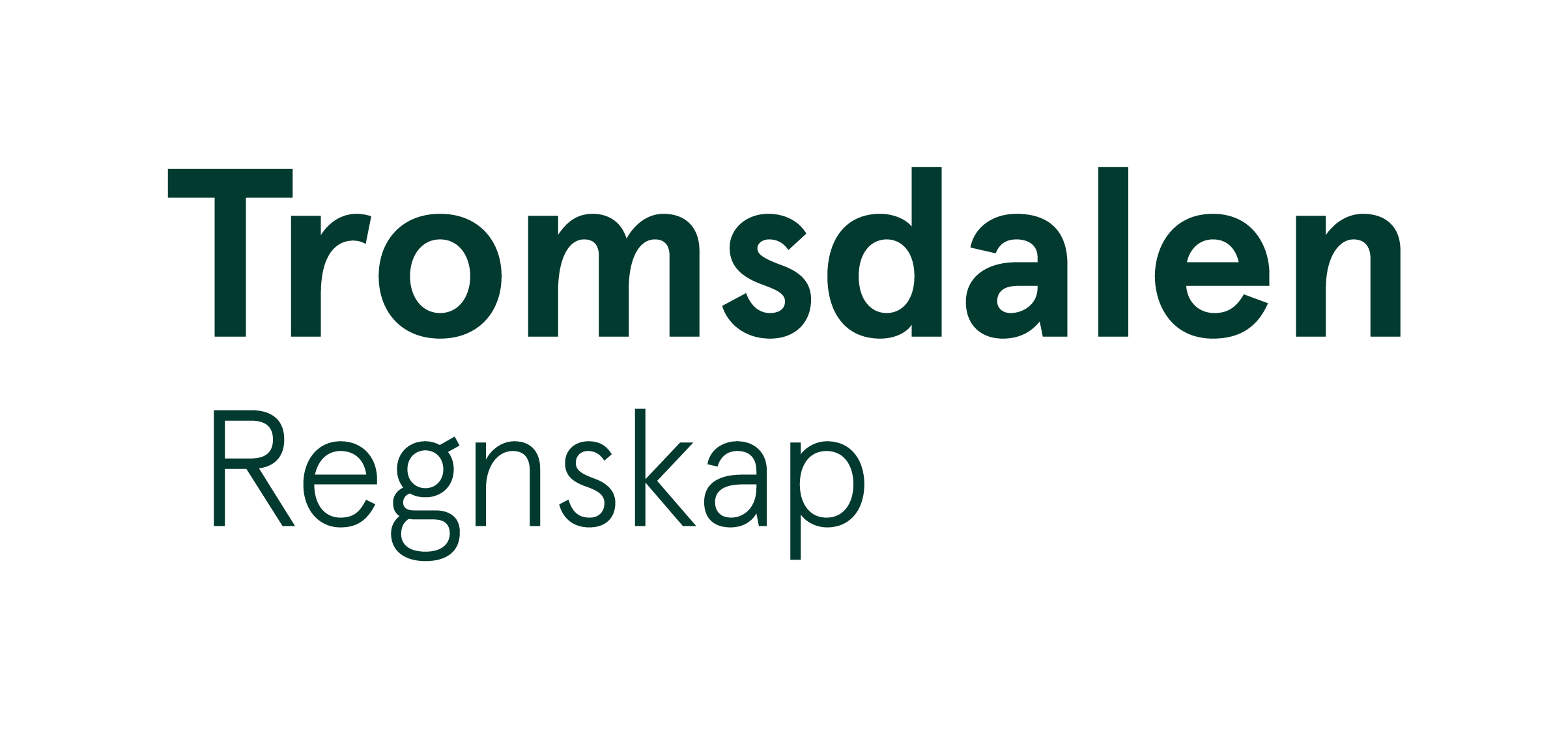Tromsdalen Regnskap
