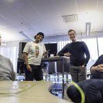 Piggy Bank Crew jobber med finansielle tjenester i Tripletex