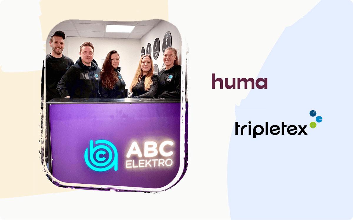 Integrasjon mellom Huma og Tripletex